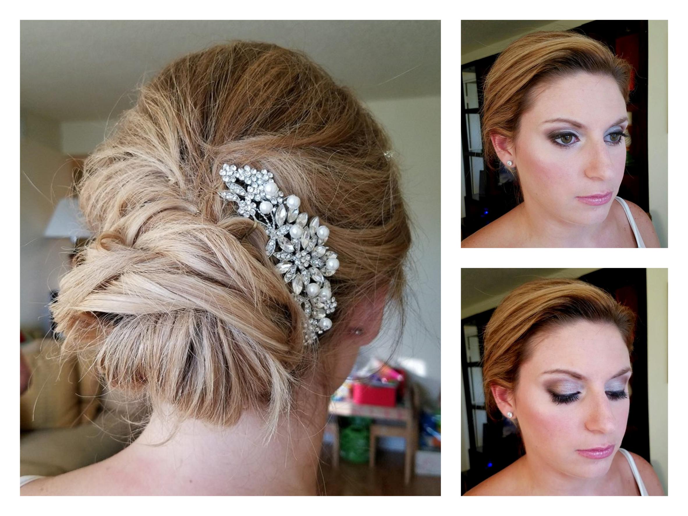 www.dgpromuah #bride #makeup #bridal #bridetobe