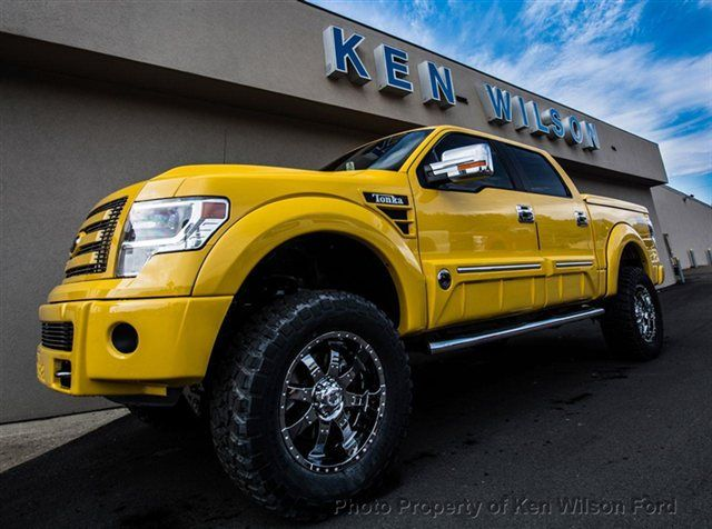 Ford F 150 Tonka >> 2014 Ford F 150 Tonka Edition Trucks Ford Trucks Hummer