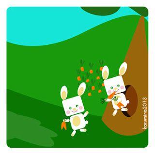 Energetic carrots