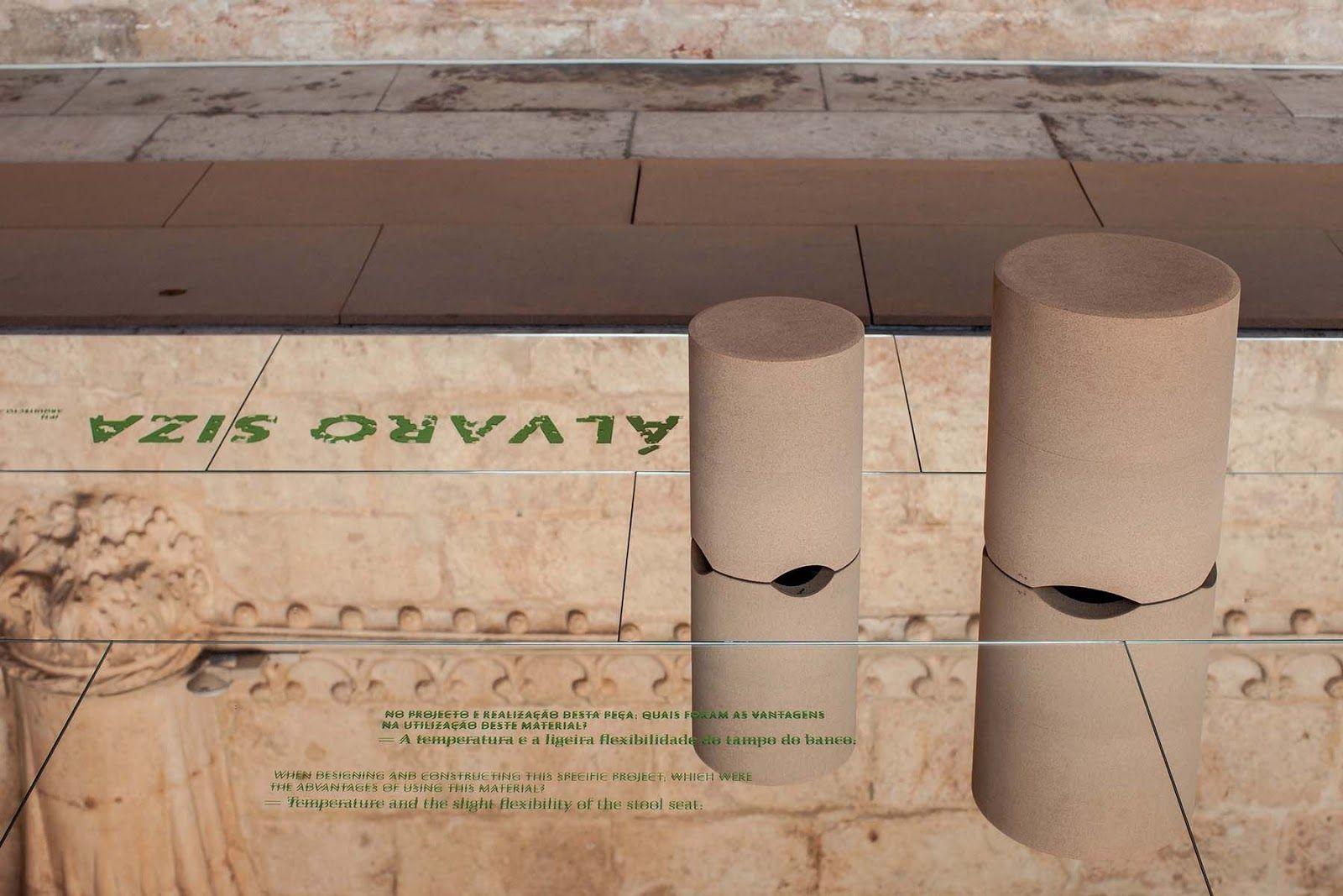 תוצאת תמונה עבור alvaro siza+cork stool