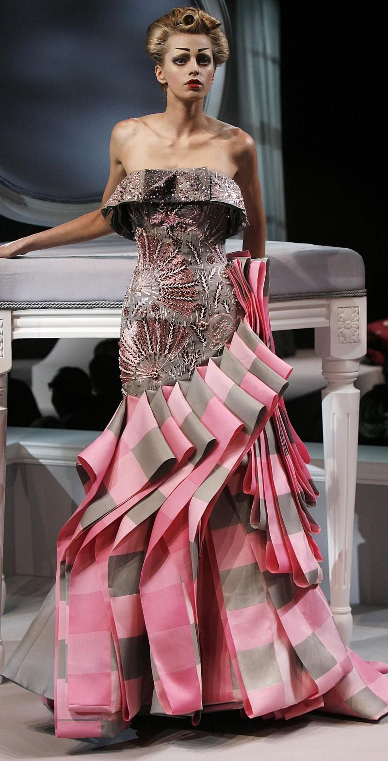 John Galliano for The House of Dior, Spring/Summer 2007