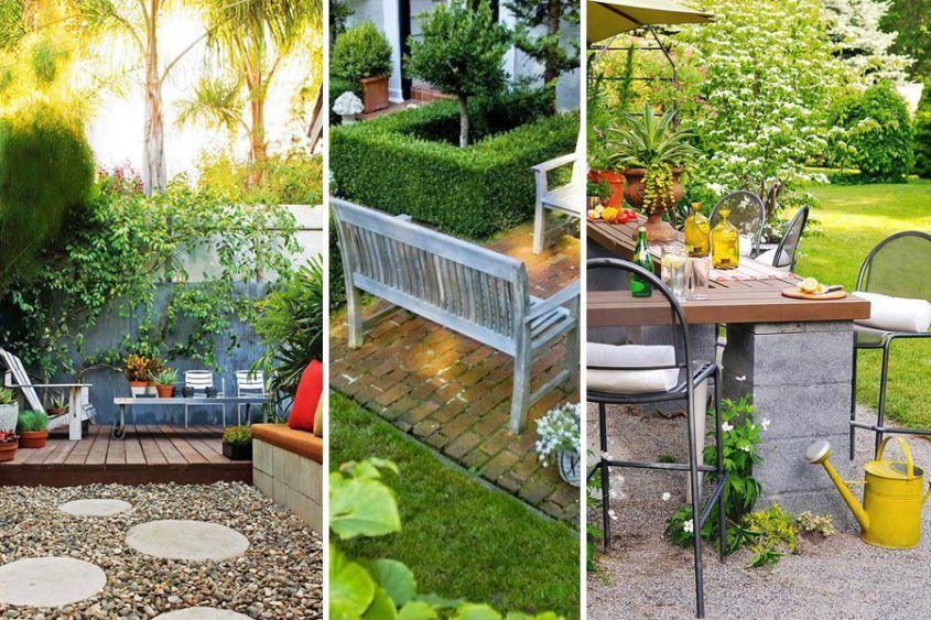 Come pavimentare il giardino con il fai da te assi di for Sassi finti per giardini
