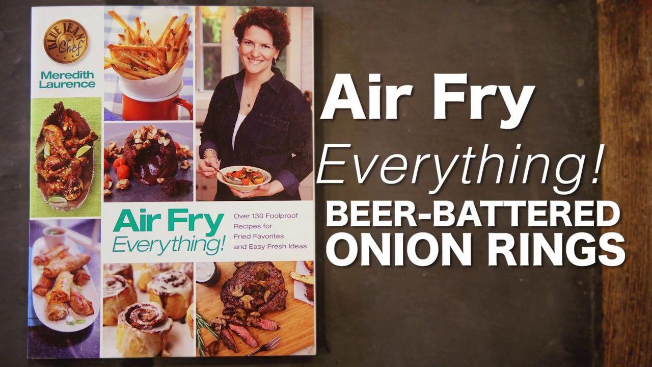 Air Fried Onion Rings