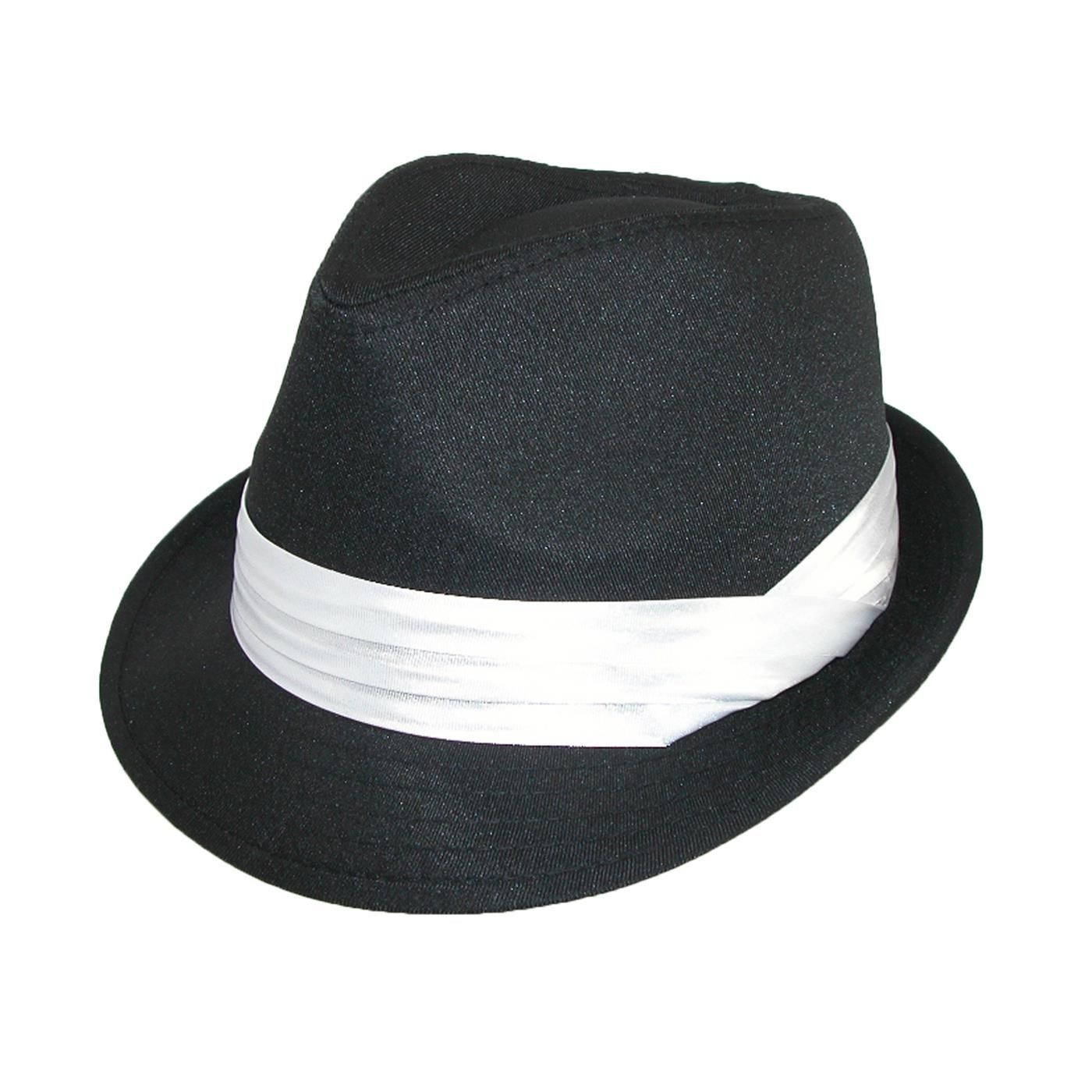 643b3e24998 This Kenny K fedora hat features 1.5 inch upturn brim. The 1.25 inch  pleated pug hatband with a classic teardrop shape crown.