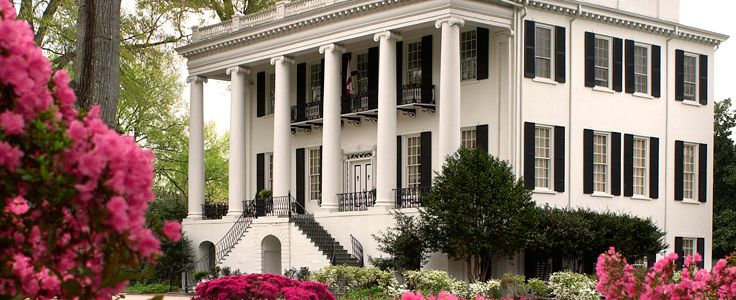President S Mansion The University Of Alabama University Of Alabama Tuscaloosa University Of Alabama