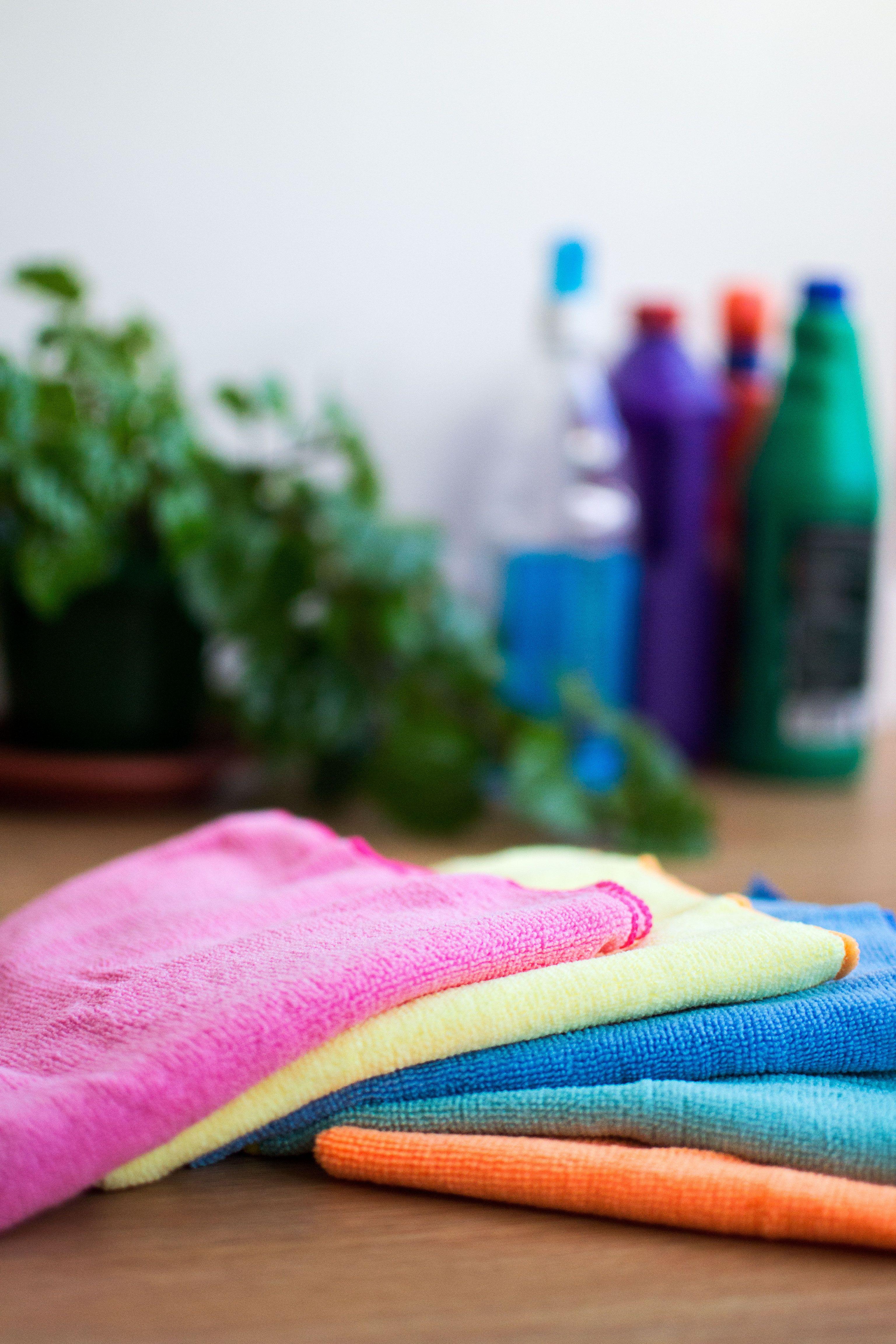 Utiles Y Productos Basicos Para Limpiar Tu Hogar Limpieza Del