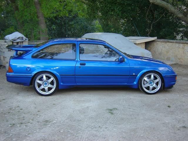 Compilado Ford Sierra Rs Coches Deportivos Ford Sierra Coches