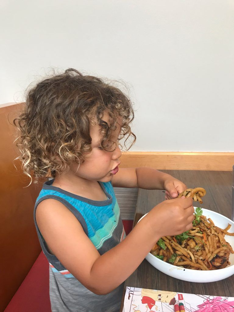 Vegan At Noodles And Co With Kids Vegan Eating Vegan