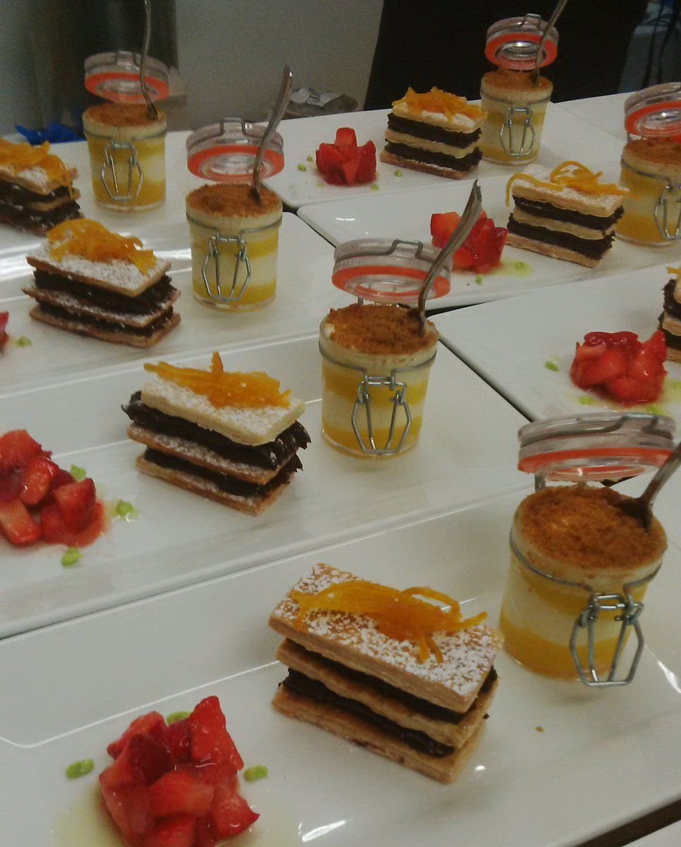 Bede S Head S Lunch Holroydhowe Food Fine Dining Lunch