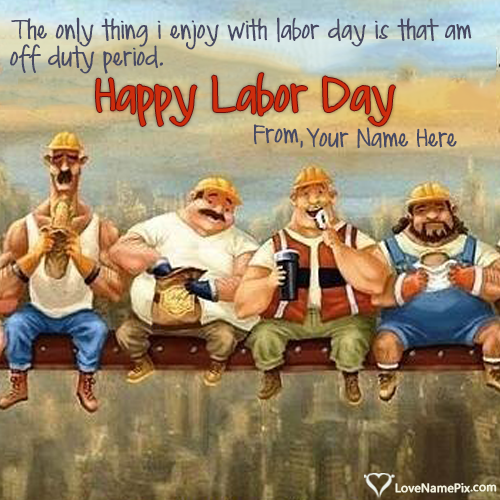 Best Labor Day Weekend Quotes With Name