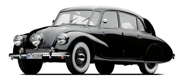 1938 Tatra T87   Old classic cars, Classic cars, Luxury cars