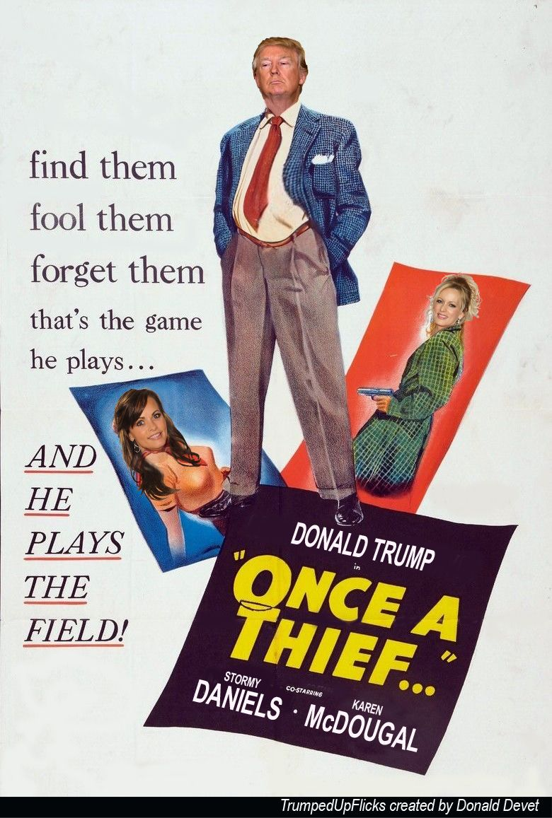 Once a Thief TrumpedUpFlicks Classic film noir, Crime