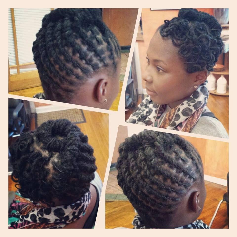 Cute Lock Styles Natural Hair And Locs♡ Pinterest