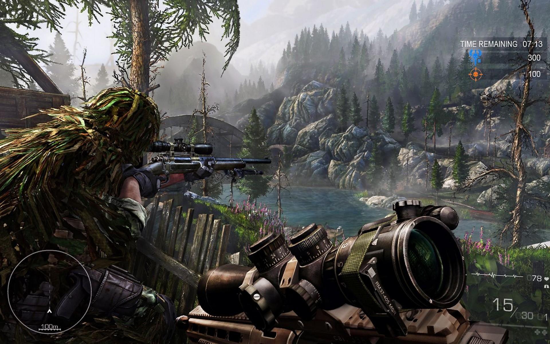 cool sniper pics - HD1920×1200