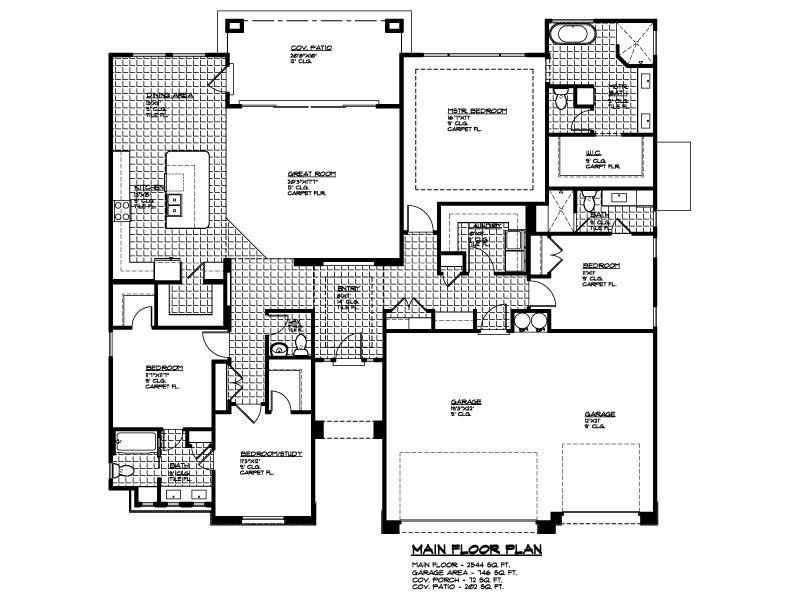 Cc2544floorplan how to plan new homes for sale