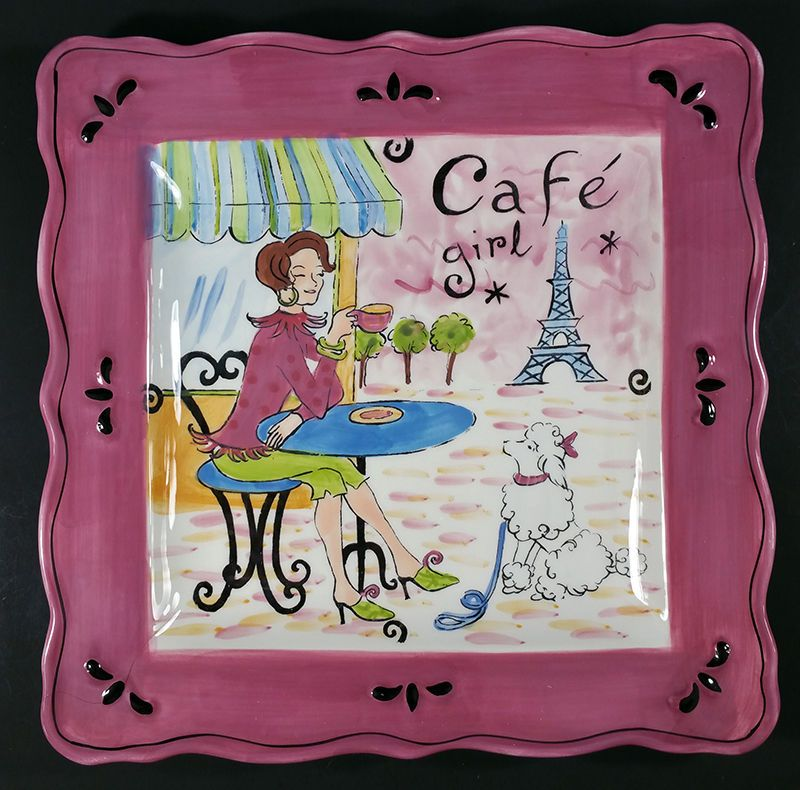 Jennifer Brinley Girlfriends Certified International Cafe Girl