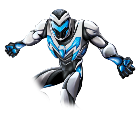 MAX STEEL AGE: unknown OCCUPATION: Ultimate superhero ...
