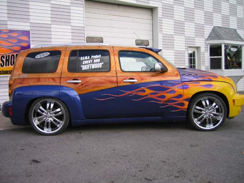 Search Chevrolet Hhr Related Products Page 1 Zuoda Net Chevy Hhr Chevrolet Truck Paint