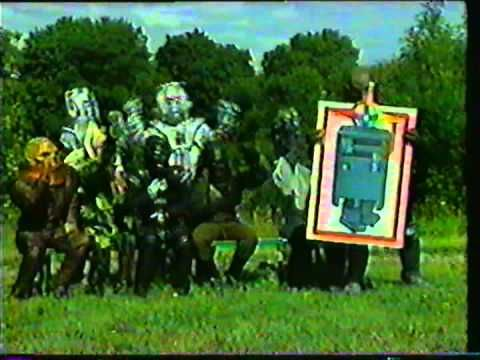 """Doctor Who Parody """"The Few Doctors,"""" Panopticon 1997, with Peter Miles, ..."""