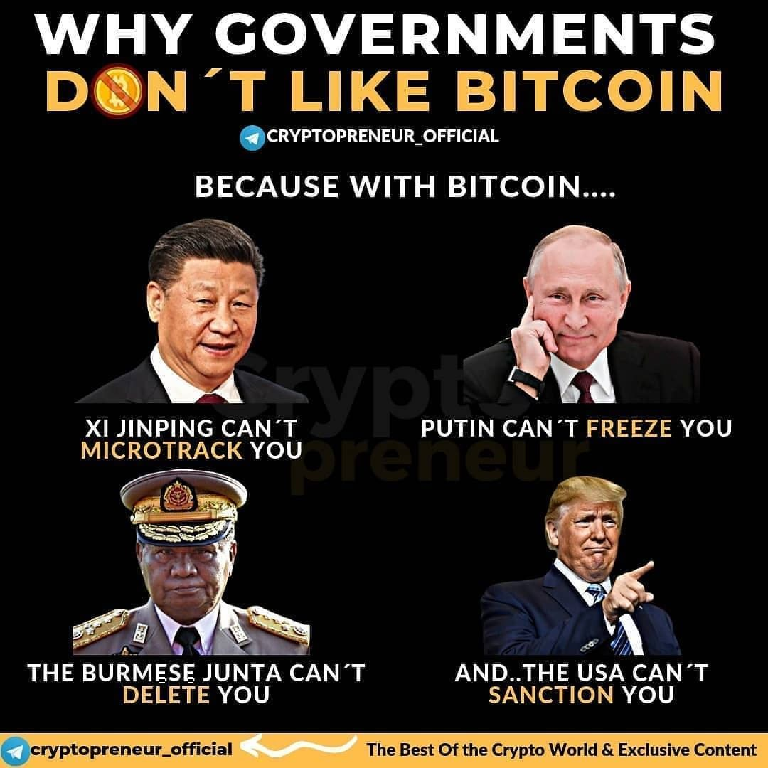 Crypto Preneur They Have Been Unchallenged For A Huge Number Of Years Which Has Made Bitcoin And Cryptomonnaie Bourse Motivation