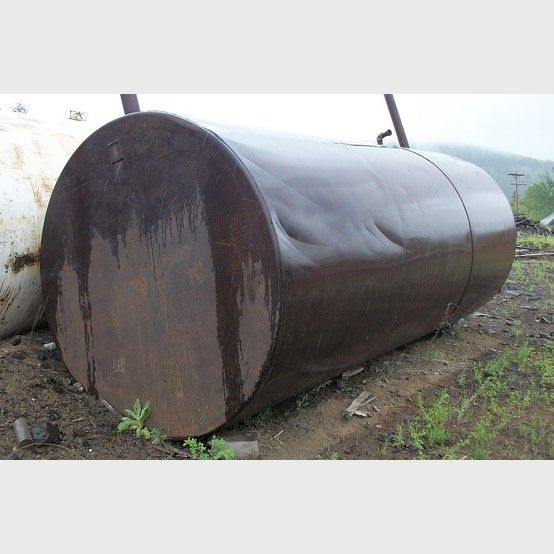 4000 Gallon Horizontal Steel Tank Storage Tank Water Storage Storage Tanks