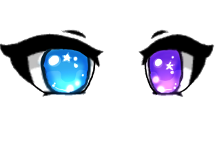 Popular And Trending Cute Stickers Cute Eyes Drawing Anime Eyes Anime Eye Drawing