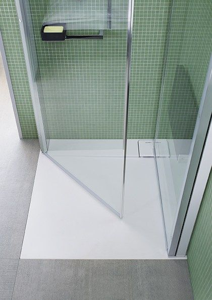 Cabine de douche d\u0027angle OPEN SPACE B - DURAVIT salle de bain