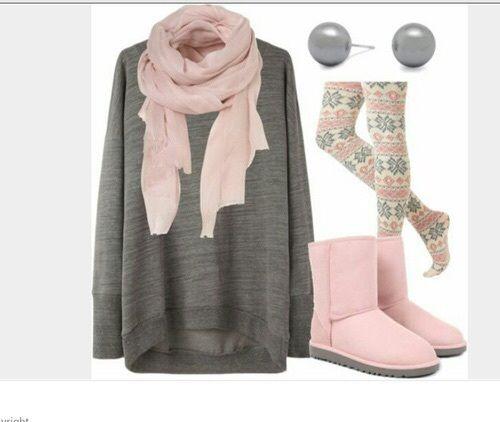 Las 11 mejores prendas para combinar tus botas rosas | Moda