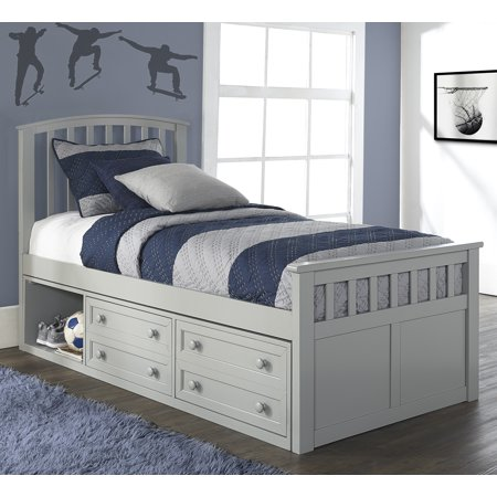 Home Twin Storage Bed Platform Bed With Storage Bed With Drawers
