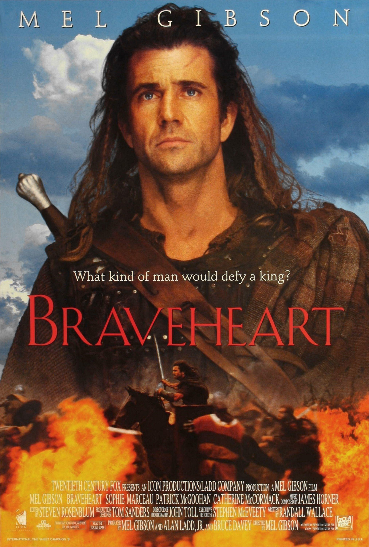Mel Gibson American Epic War Film Movie Story Scotish Photo Poster Braveheart