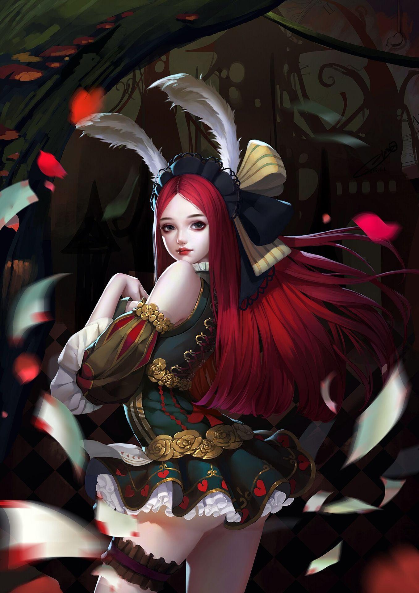 ye yunyun (798336734) DrawCrowd Quỷ
