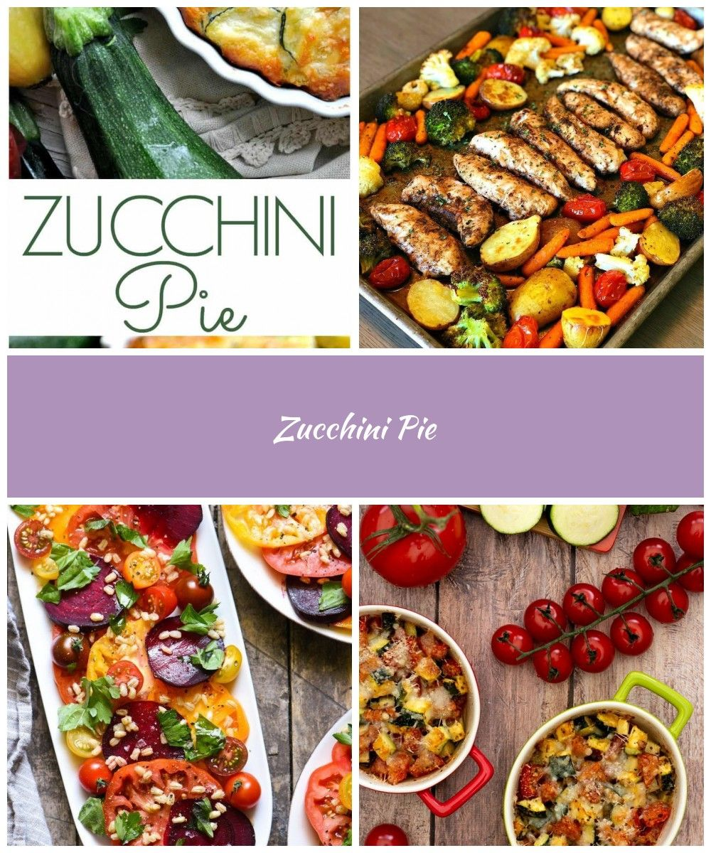 Zucchini Pie An easy and delicious zucchini pie thats perfect for using up your summer produce So delicious and easy  Zucchini Recipes  Easy Recipes  Lunch Ideas  Summer...