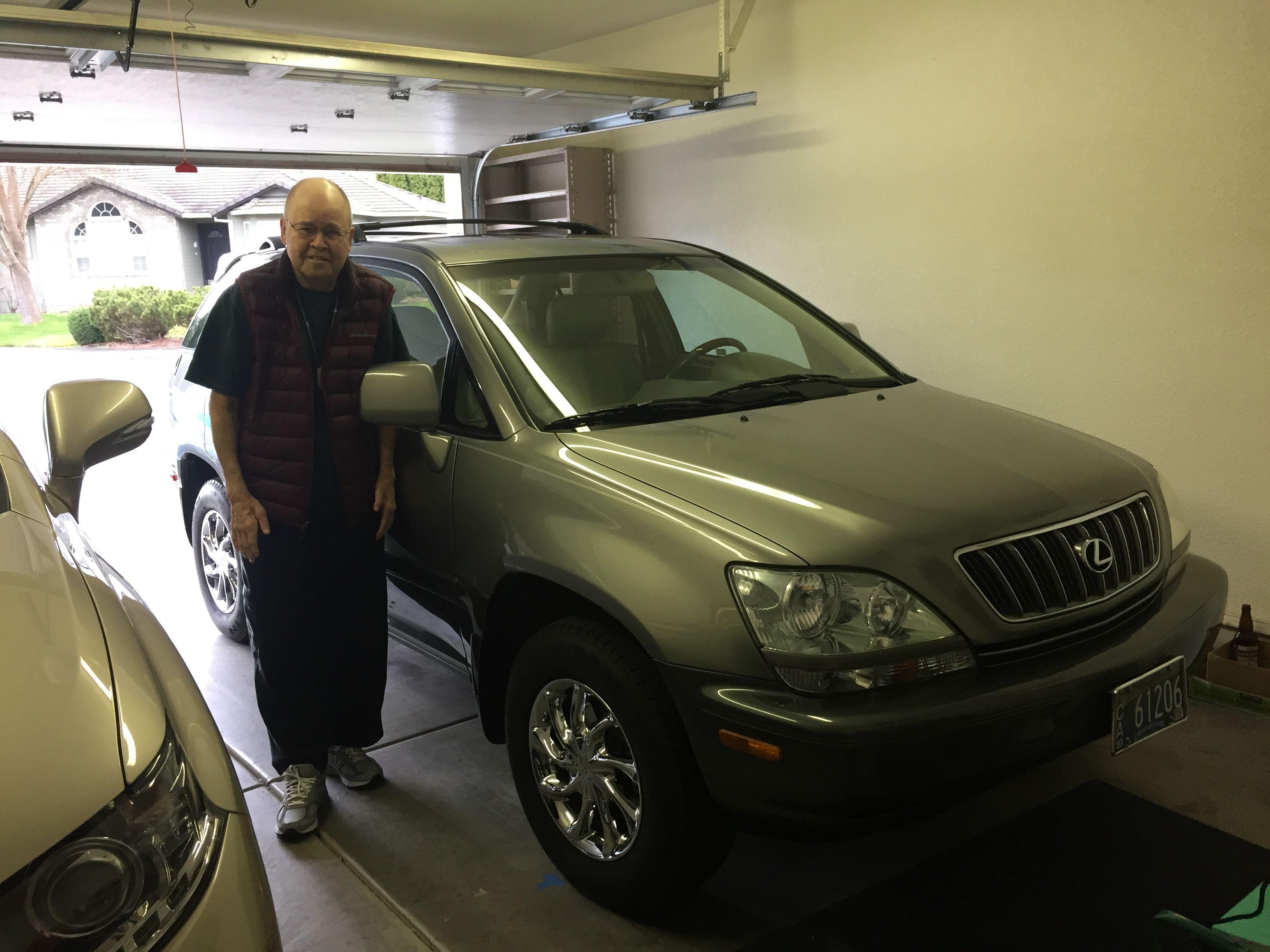 Mr B..... 15 years, a few sales, Ebay sales, and true car guy ...
