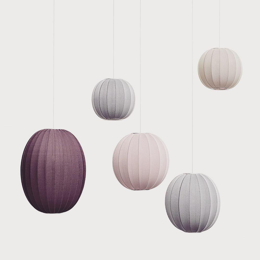 Zweeflicht Dit Zijn De Nieuwe Knit Wit Lampen Van Duo Iskos Berlin Voor Made By Hand Net Niet Helemaal Rond In Handmade Home Decor Handmade Home Home Decor