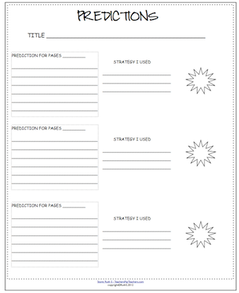 Worksheets Making Predictions Worksheets 3rd Grade 2nd grade reading strategies worksheets main idea a group and 1000 images about predicting on pinterest making predictions