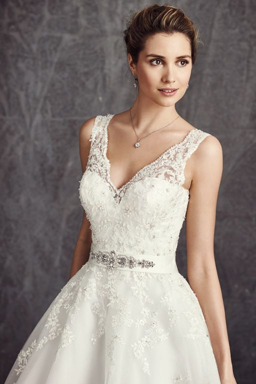 Robe de mariée Ella Rosa Amiens   Robe de