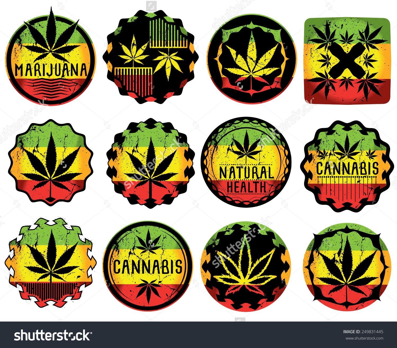 Cannabis marijuana leaf symbol jamaican style sticker 420 cannabis marijuana leaf symbol jamaican style sticker biocorpaavc