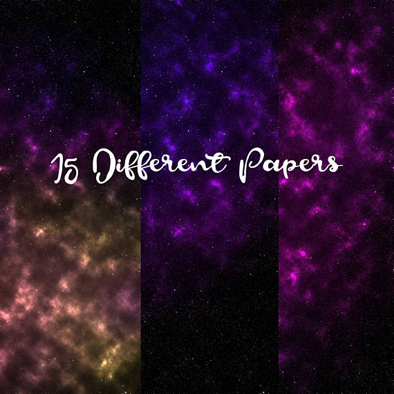 Galaxy Digital Paper Galaxy Backgrounds Space Backgrounds Space