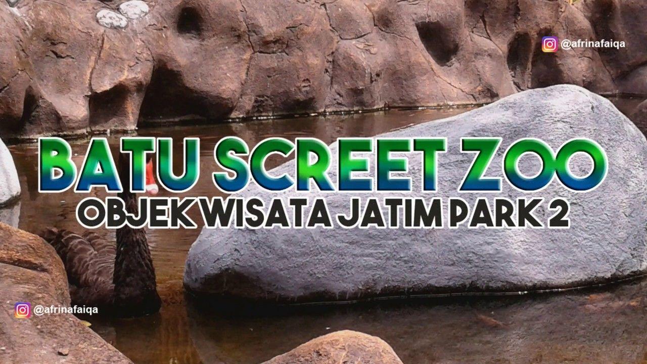 Gambar Kebun Binatang Batu Malang