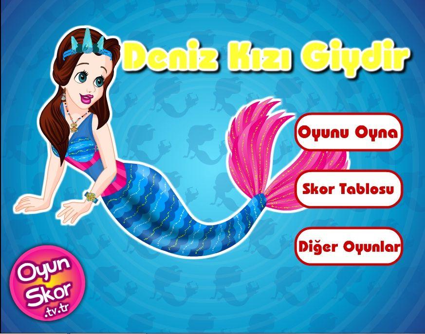 Http Www Barbiegiydirmeoyunlari Tv Tr Bizim Oyunlar Deniz Kizi Giydir Html Oyunlar Oyun Bilgi
