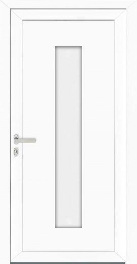 Entrance plastic door Aneta – Visual |  PERITO