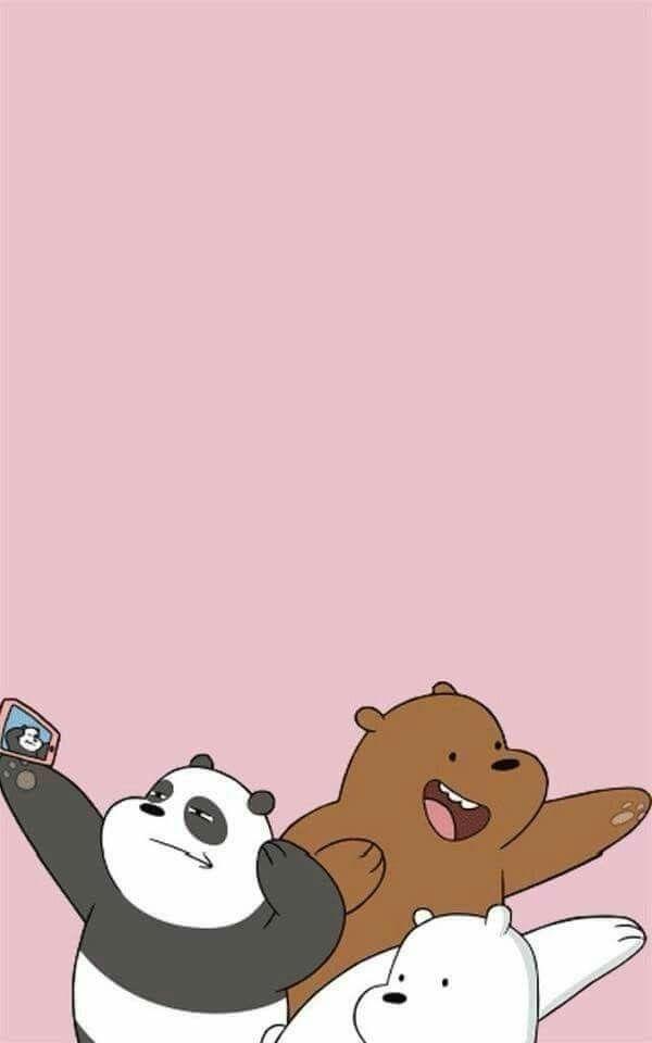 Panda nya selffie mulu deh Kartun, Ilustrasi karakter