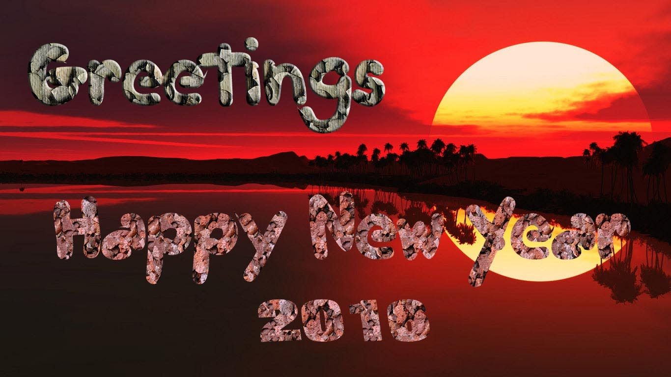 New year greetings wishes happy new year photoshop tutorial happy new year greetings video animation to share with your loved ones and wish them a holly jolly christmas and a happy new year baditri Gallery