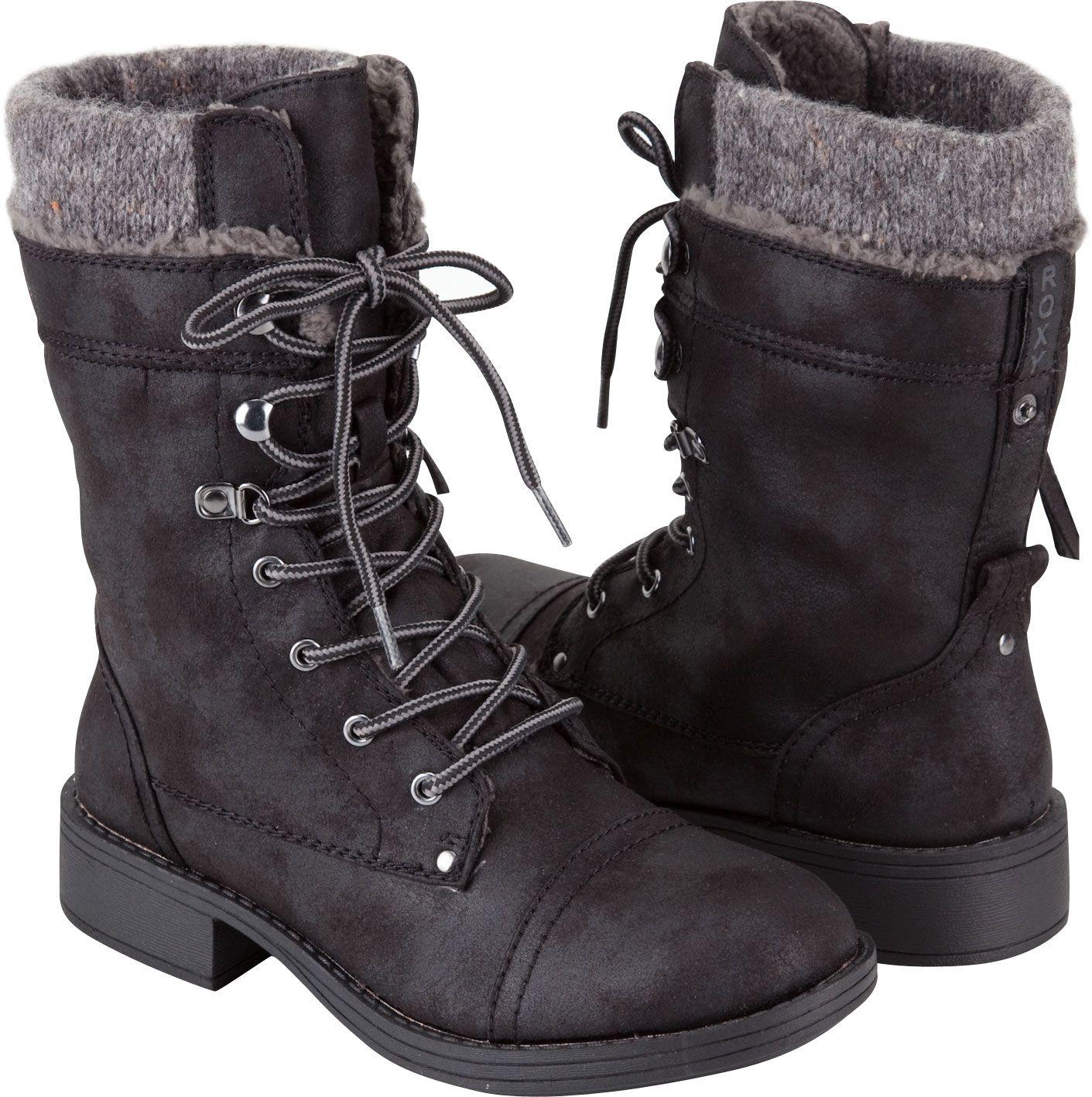 ROXY Boston Womens Boots  6434c2170