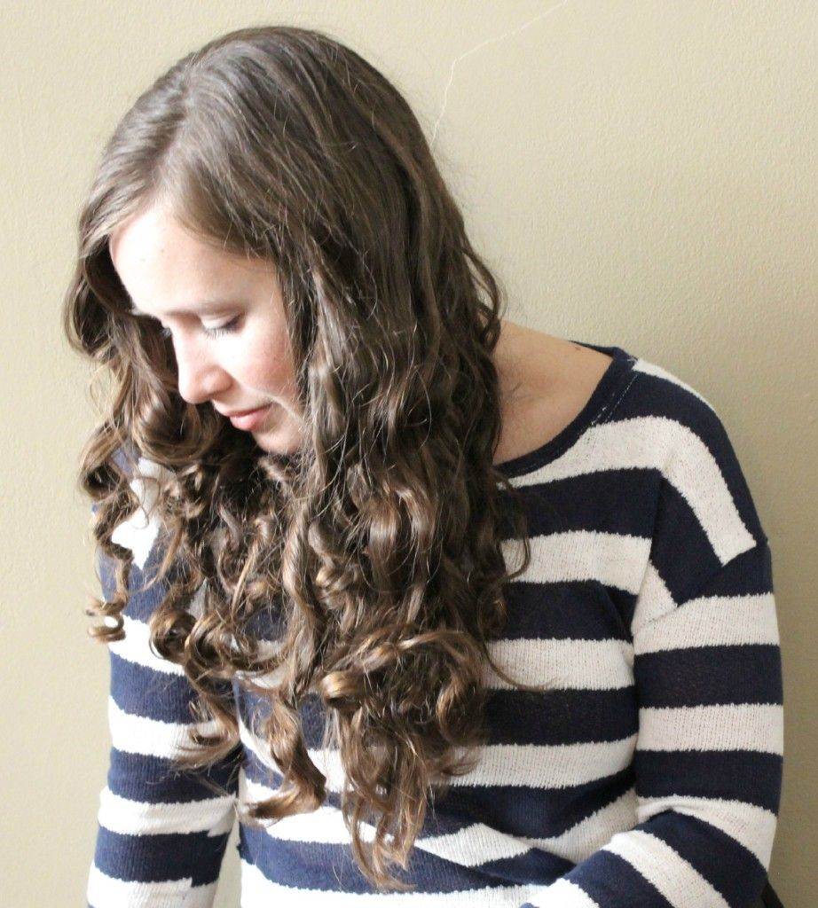 Six ideas for styling long hair (for every occasion!)