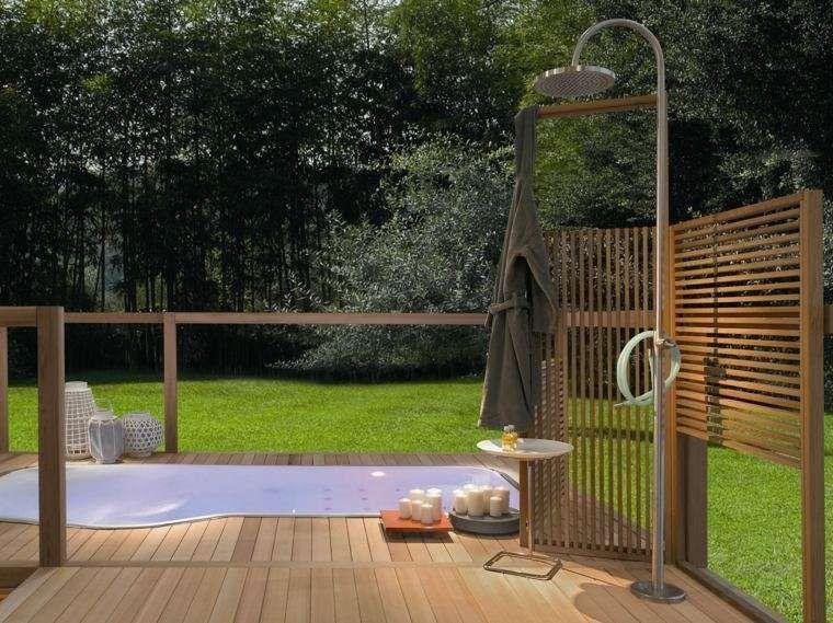 Vasca Da Bagno Per Giardino : Giardini in stile moderno curiosità giardino terrazzo e bagno