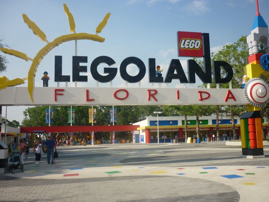 Legoland Water Park in Winter Haven, Florida | Physic Tourism