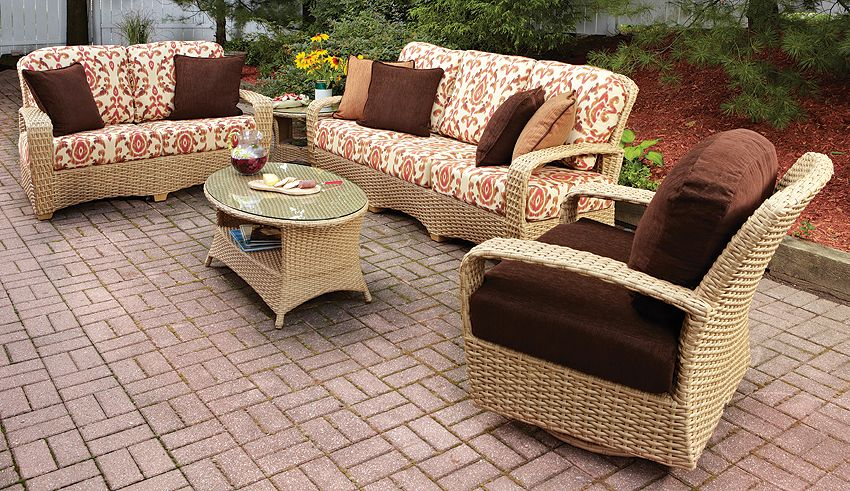 Pin On The Landscape Goods, Hyde Park Outdoor Furniture
