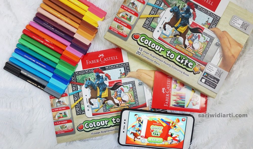 Faber Castell Colour to Life : Mood Booster yang Seru!