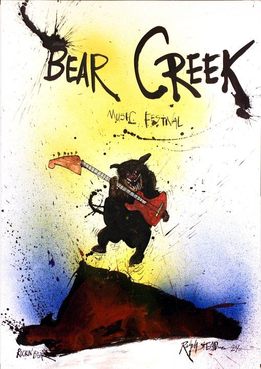 ralph steadman poster - Google Search